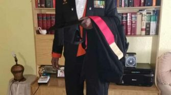 Retired SANDF colonel obtains first degree at 69