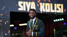 Siya Kolisi named the most influential rugby person in the world in 2020