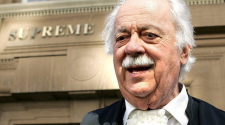 Human rights lawyer George Bizos has died